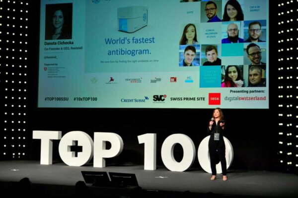 Top 100 Swiss Startup Award